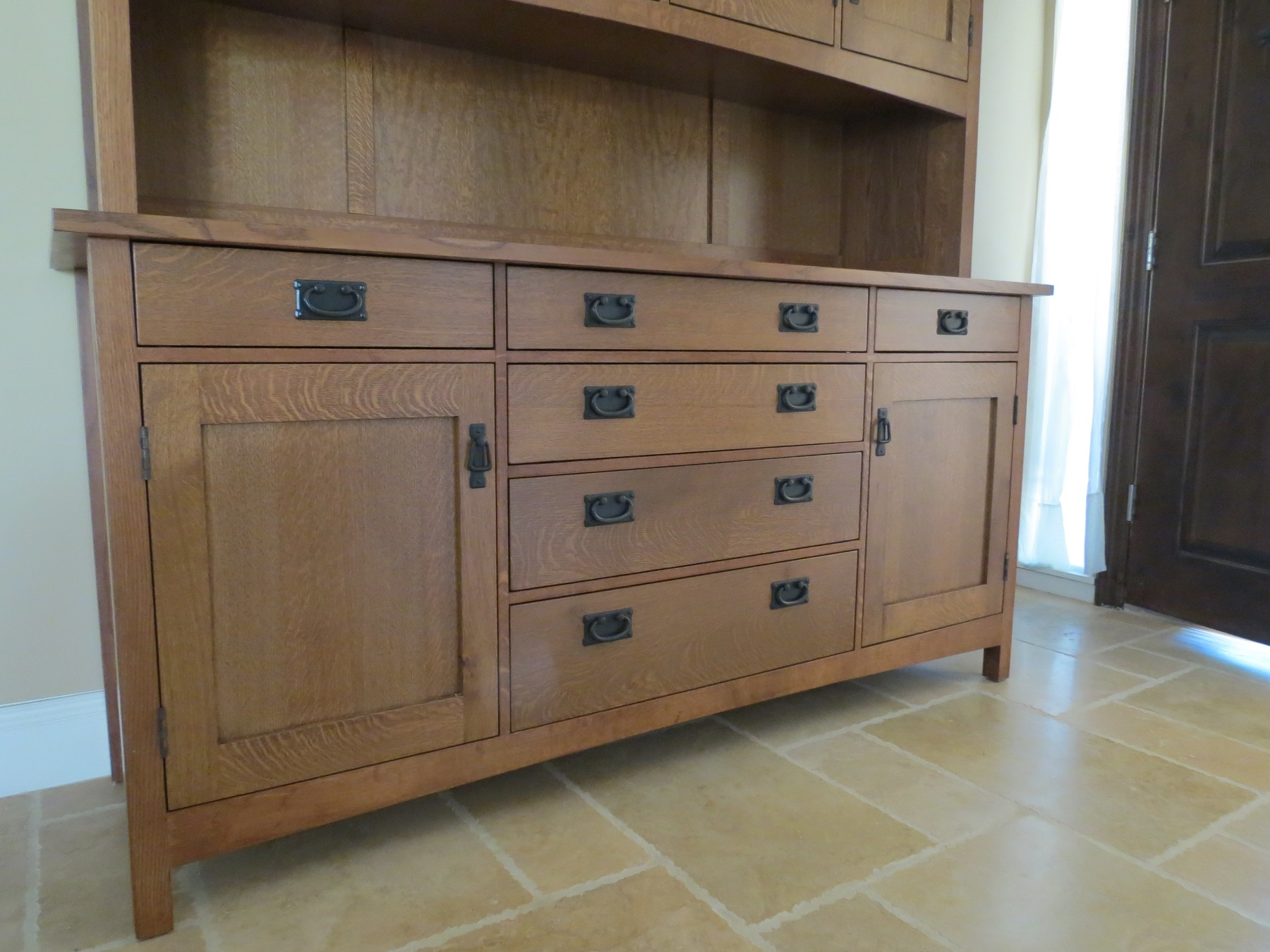 Stickley Style Cabinet